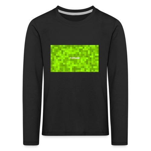 Youtube Triffcold - Kinder Premium Langarmshirt