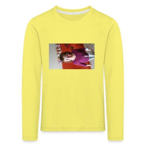 20150425 145327 001 - Maglietta Premium a manica lunga per bambini