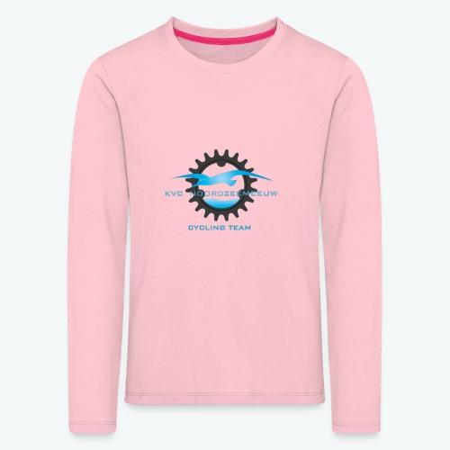 kledijlijn NZM 2017 - Kinderen Premium shirt met lange mouwen