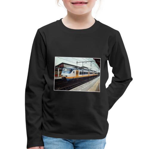 Sprinter in Almere Parkwijk - Kinderen Premium shirt met lange mouwen
