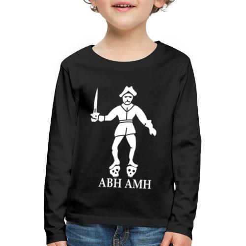 Roberts Bartholomew Flag - T-shirt manches longues Premium Enfant