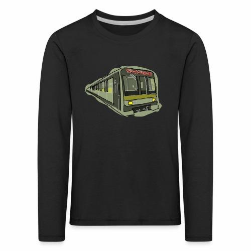 Urban convoy - Maglietta Premium a manica lunga per bambini