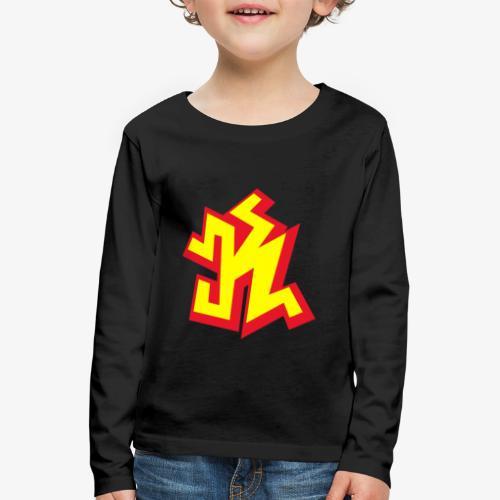 k png - T-shirt manches longues Premium Enfant