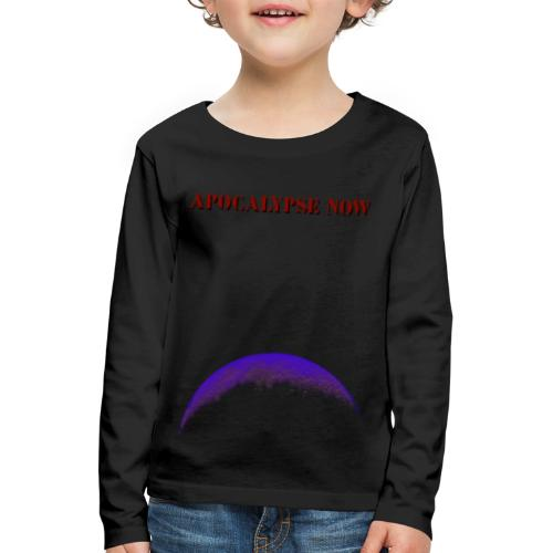 Apocalypse Now - Kinder Premium Langarmshirt