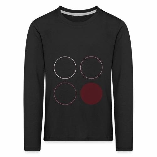 circle - T-shirt manches longues Premium Enfant