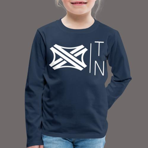 Tregion logo Small - Kids' Premium Longsleeve Shirt