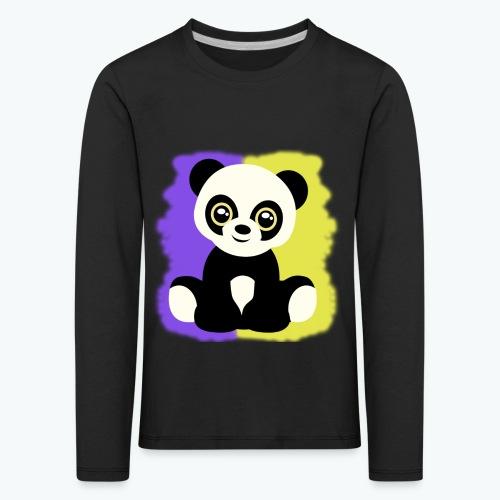 Petit panda - T-shirt manches longues Premium Enfant