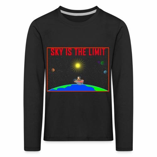 Sky is the limit - Kids' Premium Longsleeve Shirt