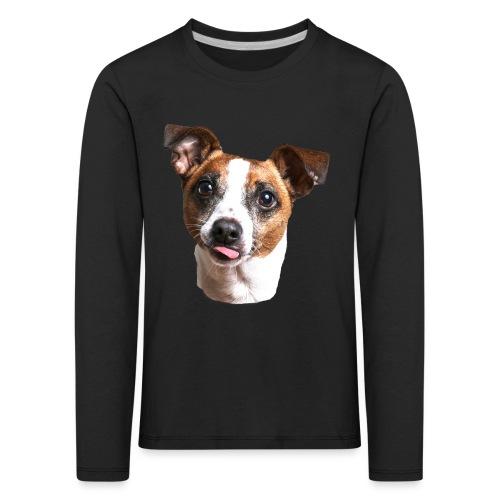 Jack Russell - Kids' Premium Longsleeve Shirt
