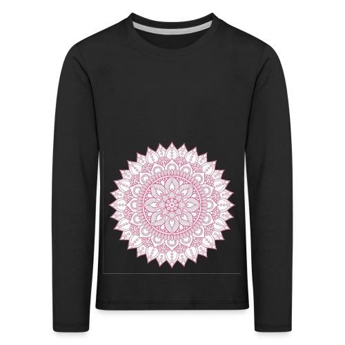 Mandala - Kids' Premium Longsleeve Shirt
