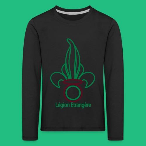 GRENADE LEGION - T-shirt manches longues Premium Enfant