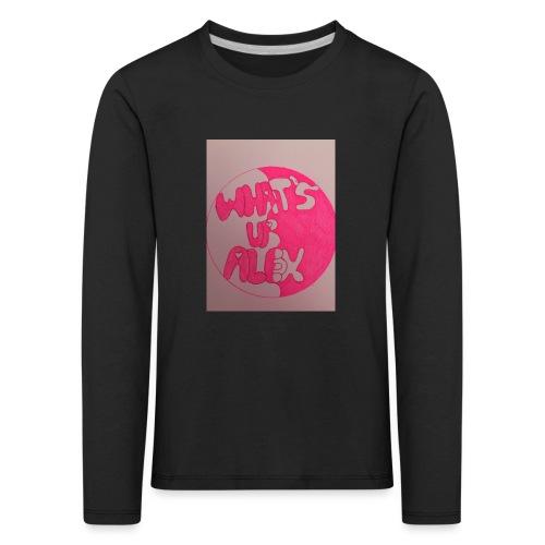 Alex bell - Kids' Premium Longsleeve Shirt