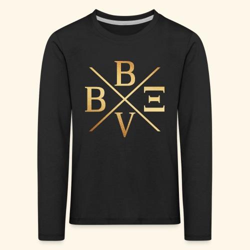 BVBE Gold X Factor - Kids' Premium Longsleeve Shirt
