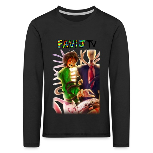 ShirtFinale png - Maglietta Premium a manica lunga per bambini