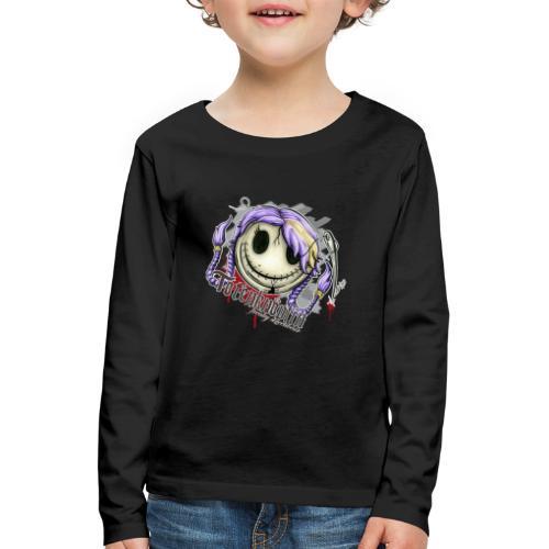 Totenknöpfin - Kinder Premium Langarmshirt