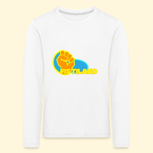 FISTILAND en couleur - T-shirt manches longues Premium Enfant