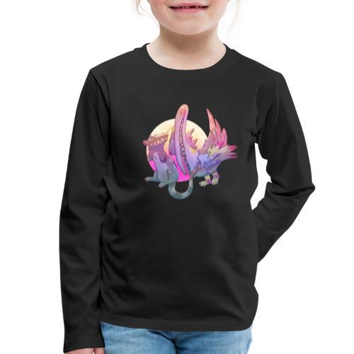 BestBuds - Långärmad premium-T-shirt barn