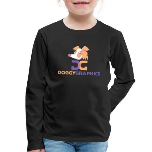 Choose Product & Print Any Design - Kids' Premium Longsleeve Shirt