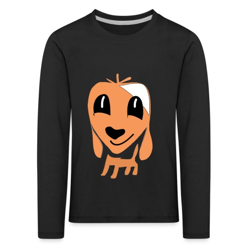 Hundefreund - Kids' Premium Longsleeve Shirt