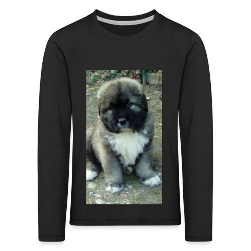 Kolekcja Kazan - Koszulka dziecięca Premium z długim rękawem