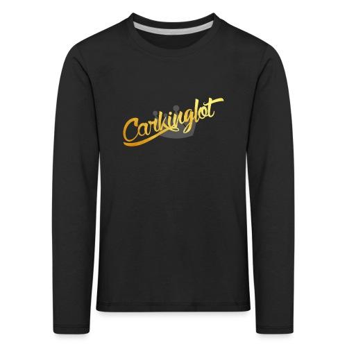 Carkinglot clean - Kinderen Premium shirt met lange mouwen
