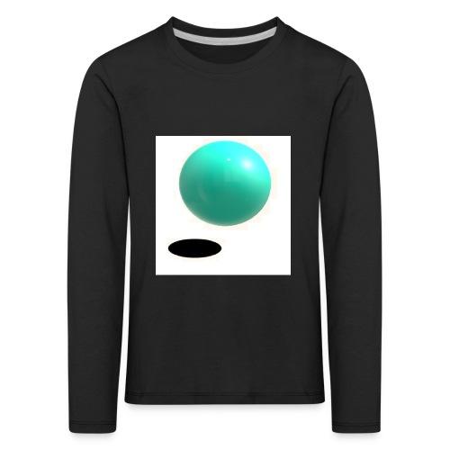 sing - Camiseta de manga larga premium niño