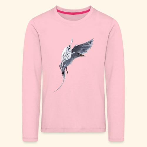 Weißschwanz Tropenvogel - Kinder Premium Langarmshirt