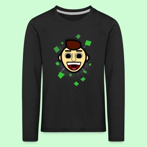 Tigootje Shirt Design - Kinderen Premium shirt met lange mouwen