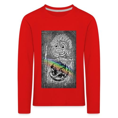 Universe love - T-shirt manches longues Premium Enfant