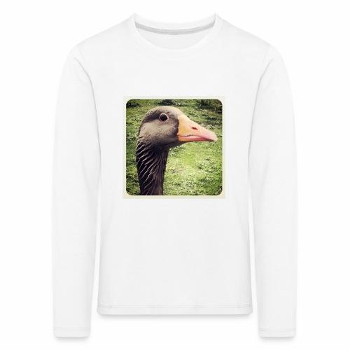Original Artist design * Coin Coin - Kids' Premium Longsleeve Shirt