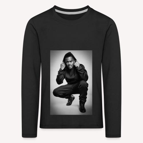 Black M - T-shirt manches longues Premium Enfant