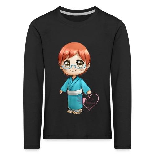 Morgan crossing - T-shirt manches longues Premium Enfant