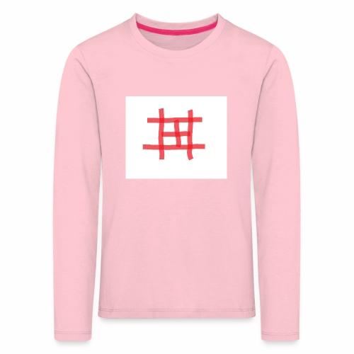 taulu 3 - Lasten premium pitkähihainen t-paita