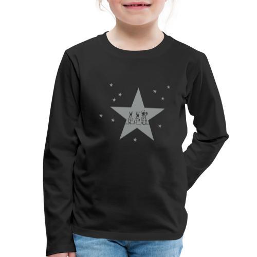 xmas - Kinder Premium Langarmshirt
