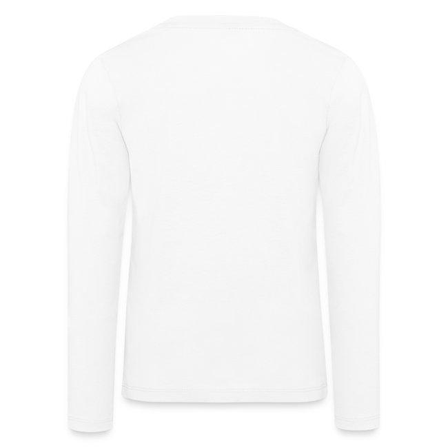 DeOekels t-shirt Logo wit