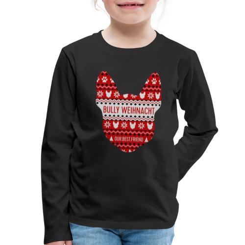 Bully Weihnacht Part 3 - Kinder Premium Langarmshirt