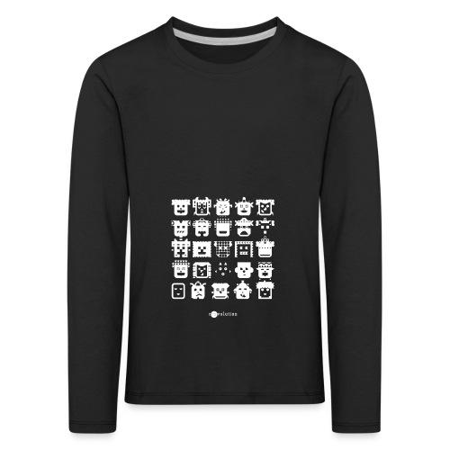 DIVERSE PEOPLE - Camiseta de manga larga premium niño