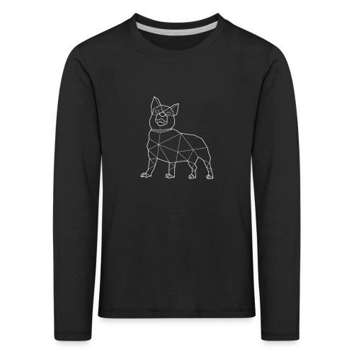 LOKI - Lasten premium pitkähihainen t-paita