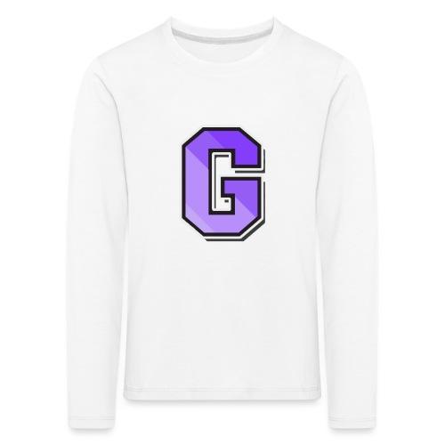 Gaffla Barn - Långärmad premium-T-shirt barn
