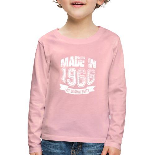 Made in 1966 - Camiseta de manga larga premium niño