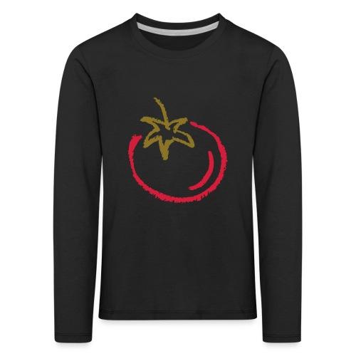 tomato 1000points - Kids' Premium Longsleeve Shirt