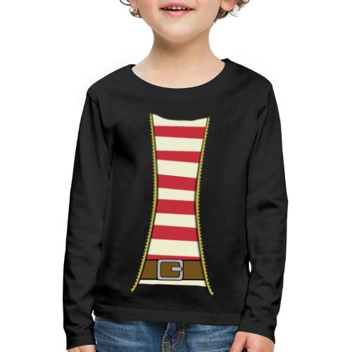 Pirate costume - Kids' Premium Longsleeve Shirt