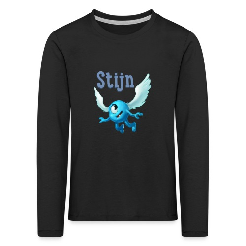 stijn png - Kids' Premium Longsleeve Shirt