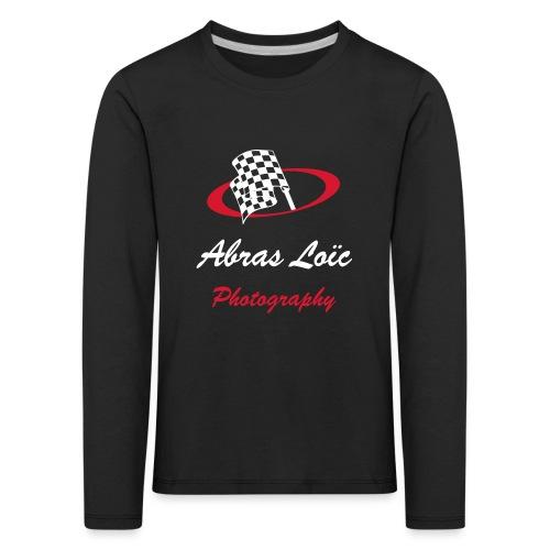 400dpiLogoCropped - T-shirt manches longues Premium Enfant