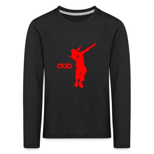 Red dab - Centurion© - T-shirt manches longues Premium Enfant