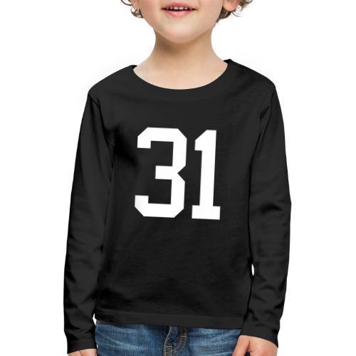 31 ZWINZ Bernhard - Kinder Premium Langarmshirt