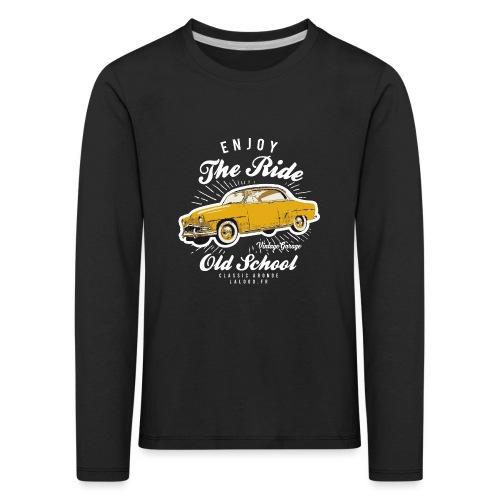 T-shirt Enjoy The Ride Simca Aronde - T-shirt manches longues Premium Enfant