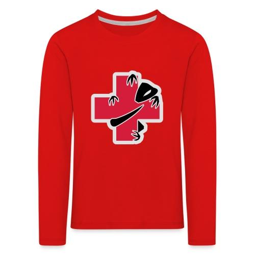 sic-santyx-infirmyx-citud - T-shirt manches longues Premium Enfant
