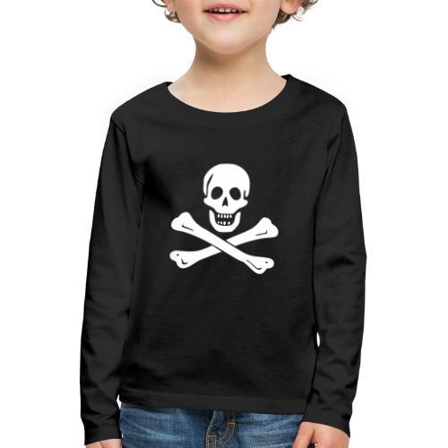 Edward England Flag - T-shirt manches longues Premium Enfant