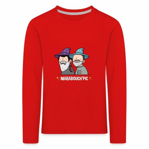 Marabouch'pic - T-shirt manches longues Premium Enfant
